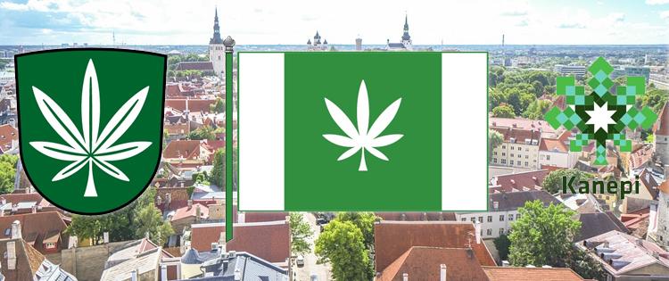 Новия конопен град в Естония
