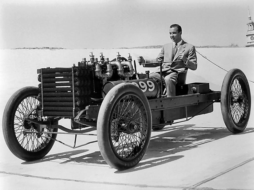 Конопената кола на Форд