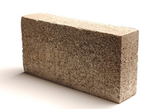 Конопобетон може да се използва за строеж на къщи