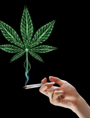 Редовното пушене на марихуана контролира кръвната захар