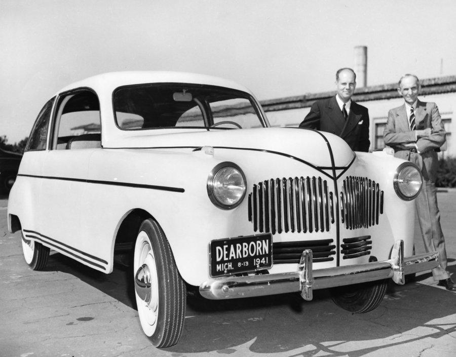 Мечтата на Хенри Форд – автомобили, създадени и задвижвани от коноп и биогориво