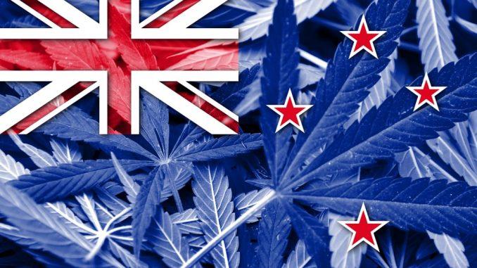 Нова Зеландия легализира канабиса