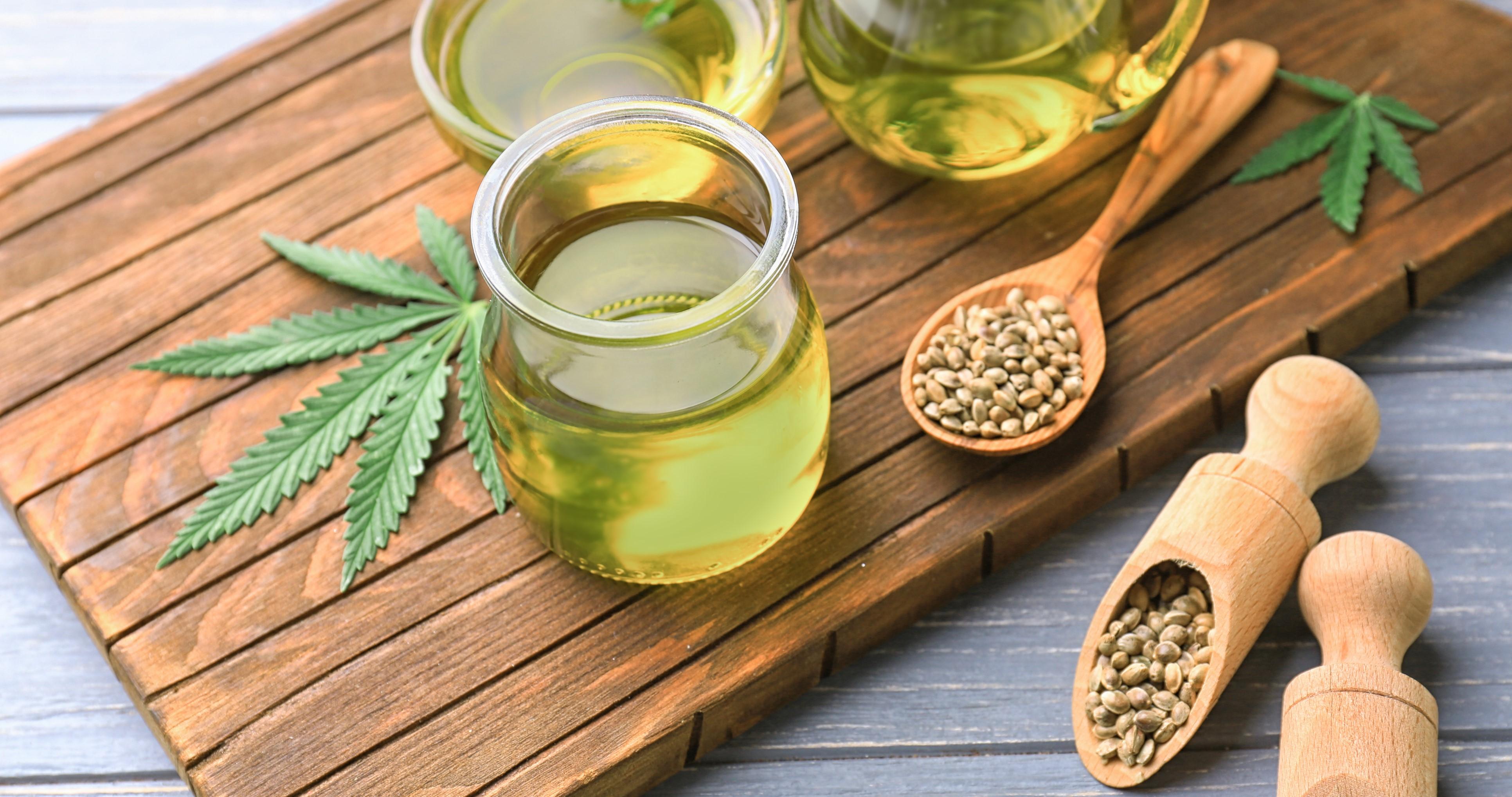 Употреба на конопено олио - множество ползи за здравето