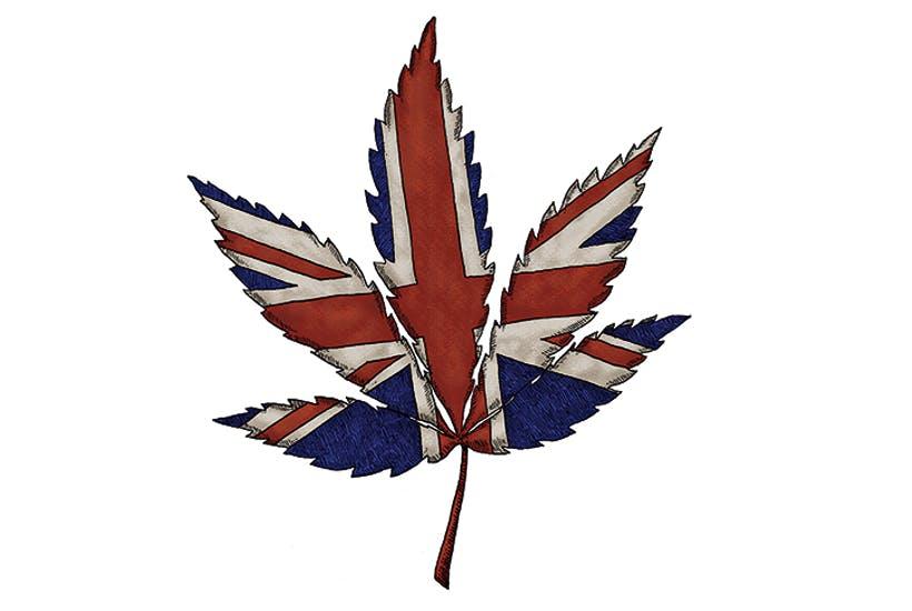 Легализация на канабиса предстои във Великобритания