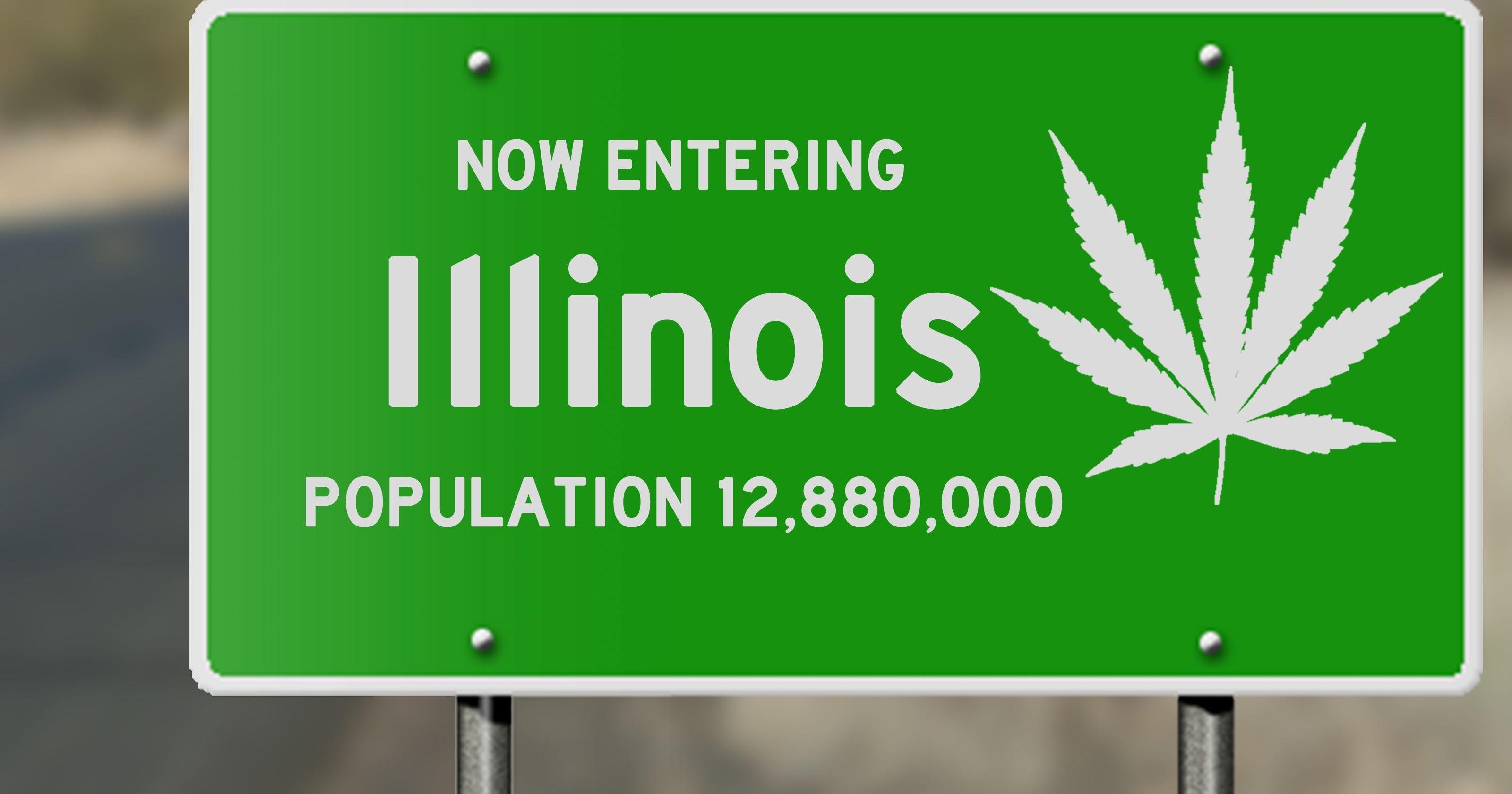 В Чикаго конопът е вече легален