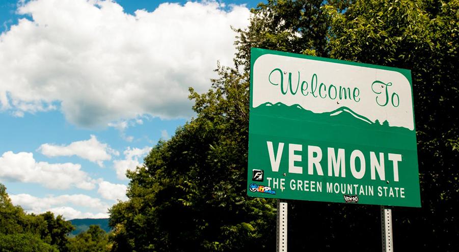 Върмонт легализира канабиса