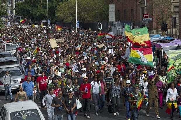 Съдебно решение в Южна Африка легализира употребата на канабис
