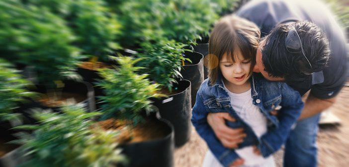 Употреба на коноп от деца и подрастващи с цел лечение
