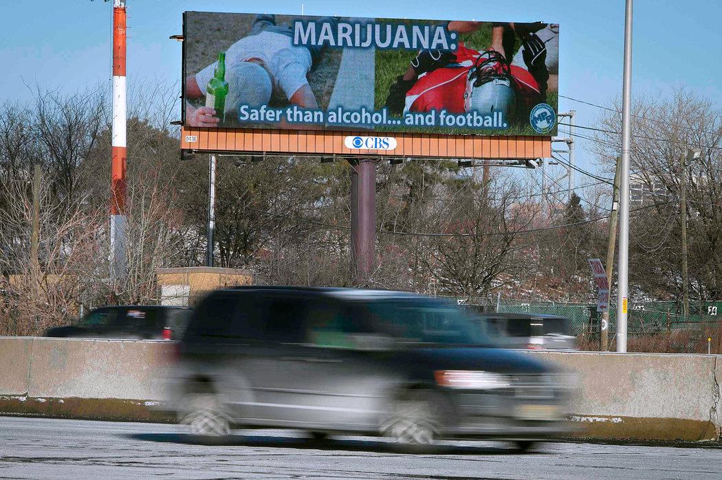 Легализацията на канабиса води до по-малко пътни инциденти