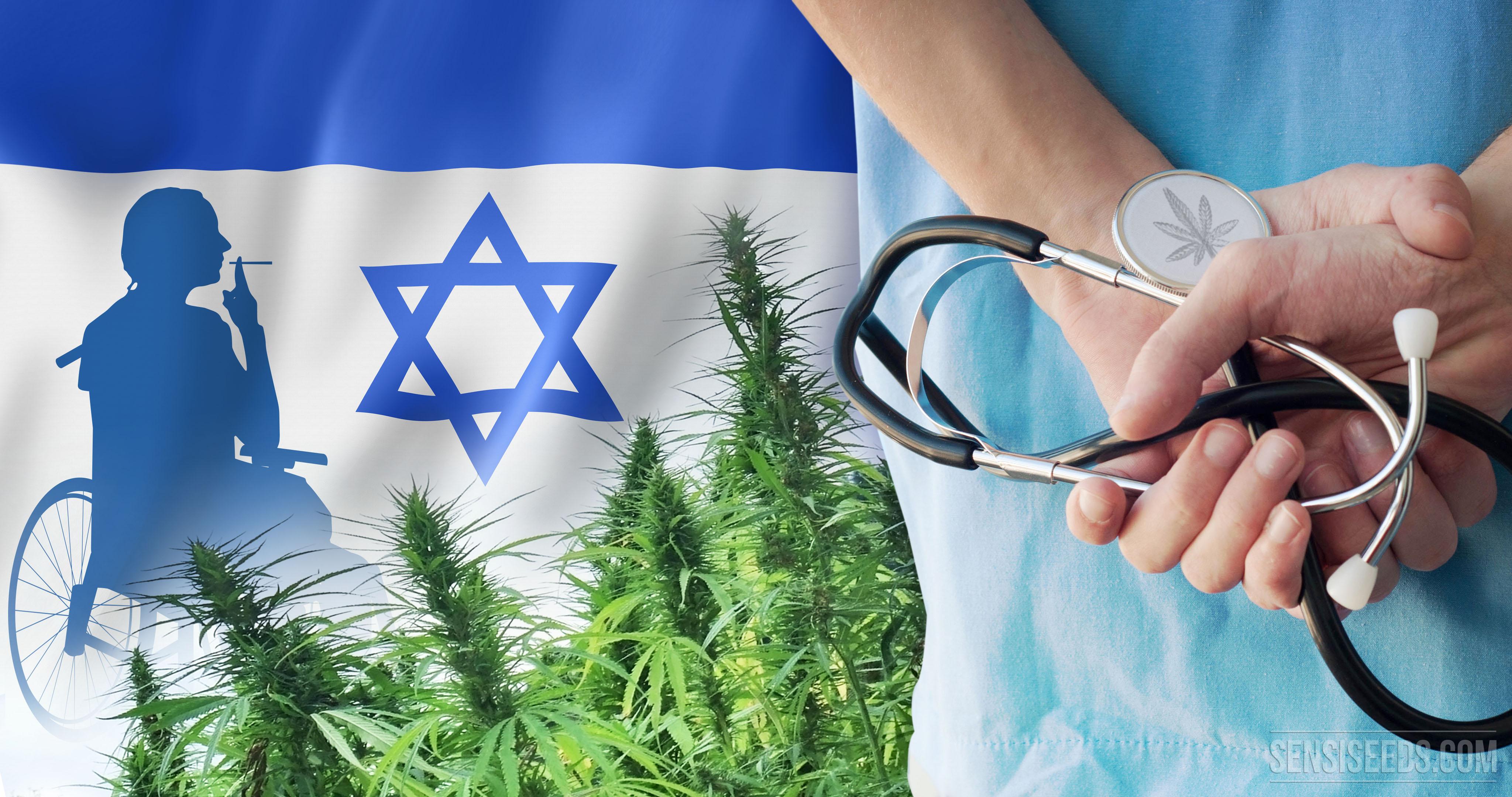 Израел ще изнася канабис за медицински цели
