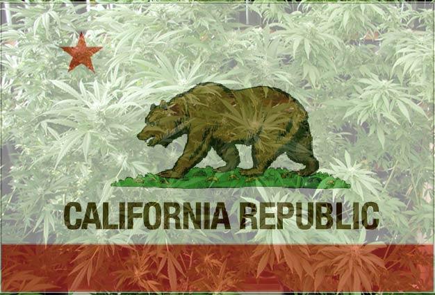 Нова година и легален канабис в Калифорния