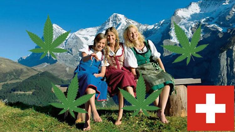 Швейцария декриминализира притежанието на канабис