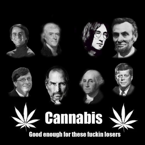 50 от най-известните личности употребили марихуана - 1 част