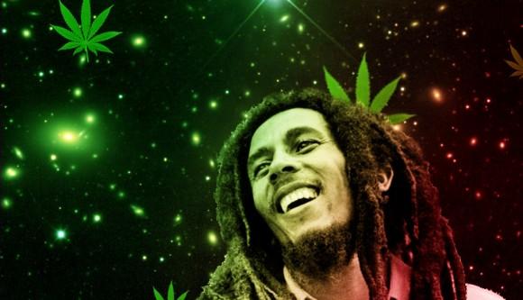 Боб Марли се превръща в лицето на нова марка  ямайски канабис
