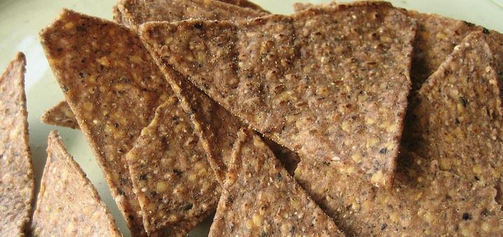 Бъдещето на здравословните закуски - конопени крекери