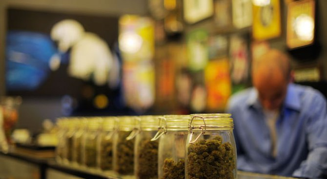 """Декриминализацията на марихуаната ще нанесе удър на """"Ислямска държава"""" и мафията"""