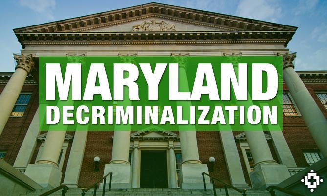 Губернаторът на Мериленд ще подпише законопроект за декриминализация на канабиса