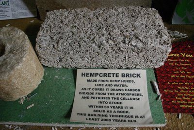 Hempcrete – 7 пъти по-здрав от бетон