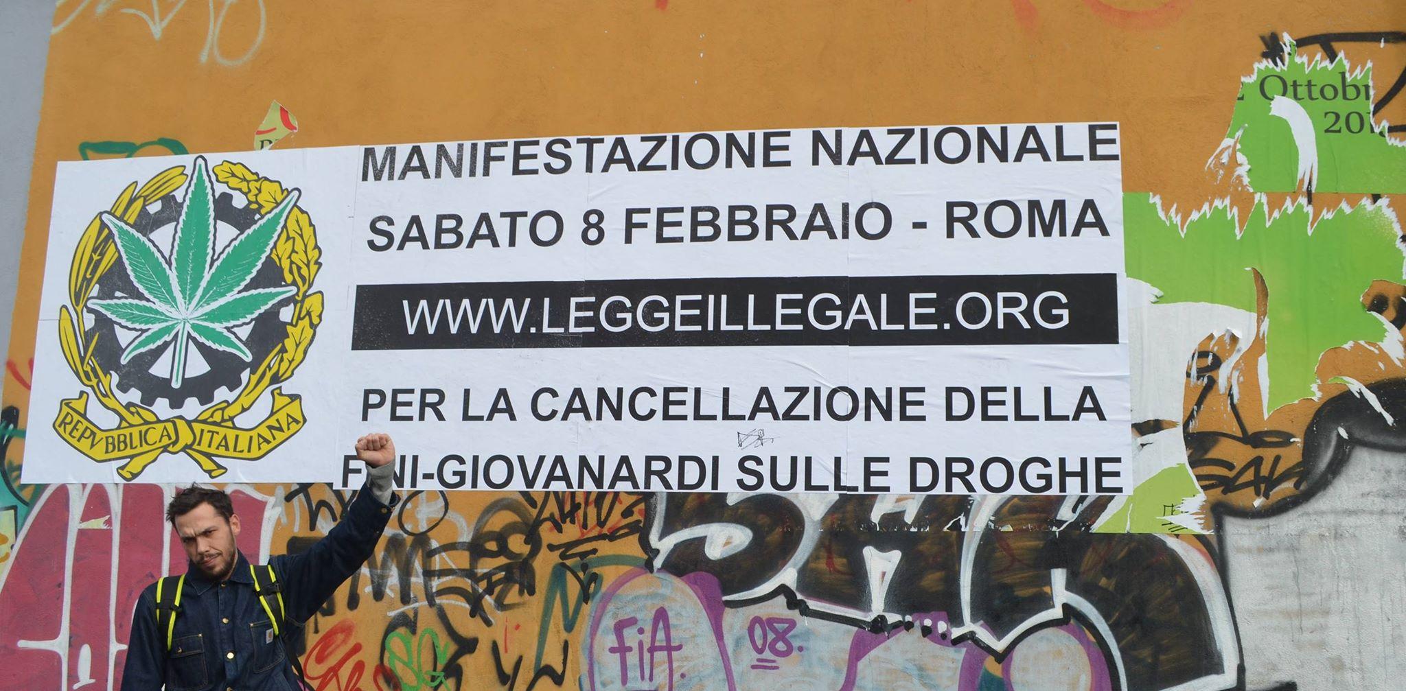 Италия обмисля да освободи всички попаднали в затвора заради канабис
