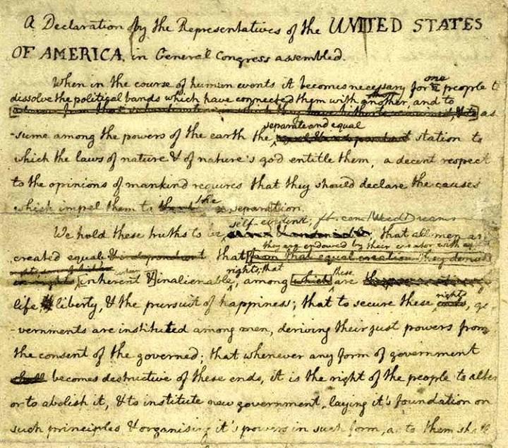 Конопената независимост през 18-ти век