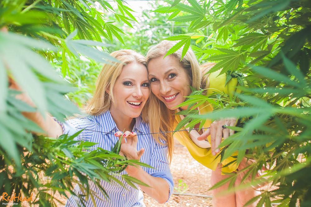 Майки за марихуана