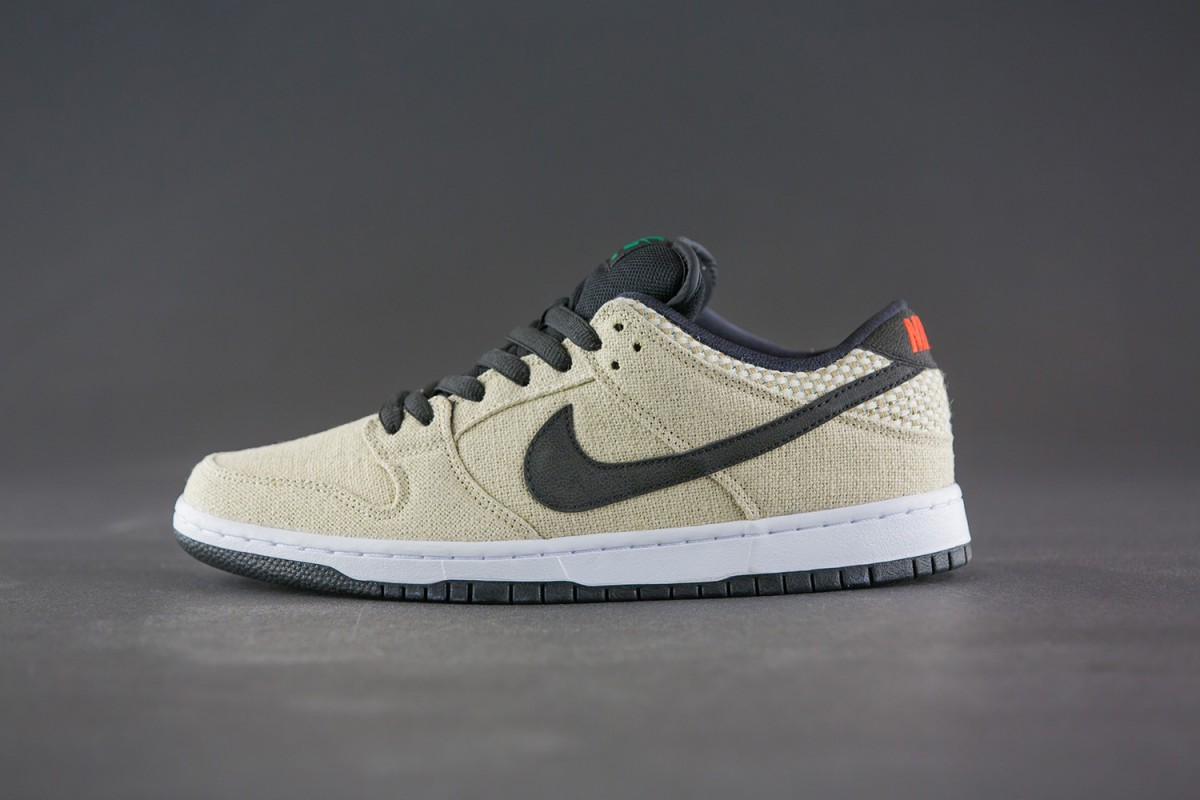 Nike пускат в продажба кецове от коноп