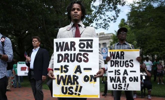 Прекратете войната срещу тревата
