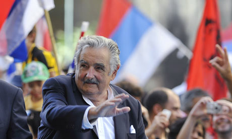 Президентът на Уругвай подписа закона за легализиране на канабиса