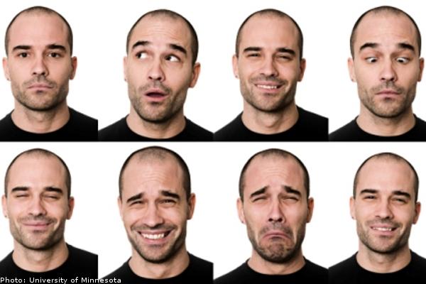Способността да разпознаваш изражения на лицето - възхитителна дарба на ТНС