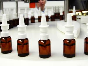 Спрей за нос съдържащ канабис на разположение на пациенти