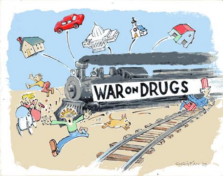 Световна коалиция, съставена от политически и обществени фигури, призовава за декриминализация на наркотиците