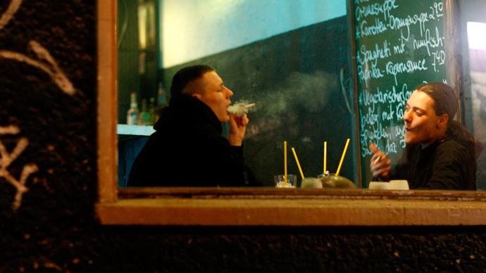 В Берлин е одобрена идеята за създаване на канабис кафета