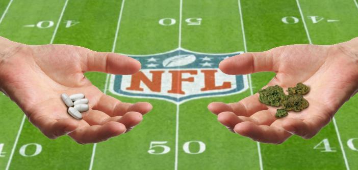 Състезателите в NFL подкрепят канабиса