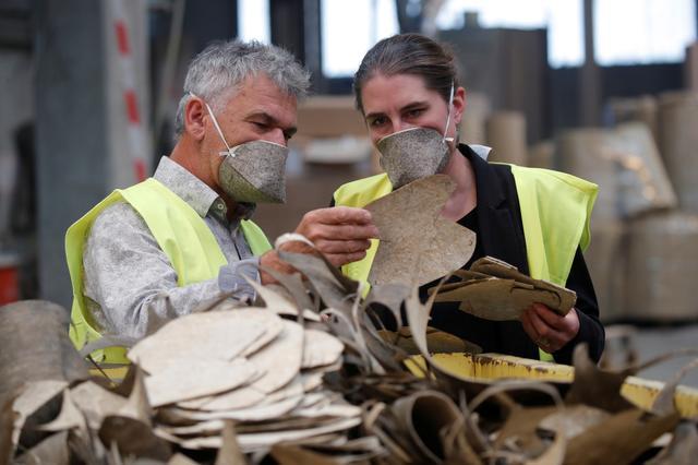 Предпазни маски от коноп