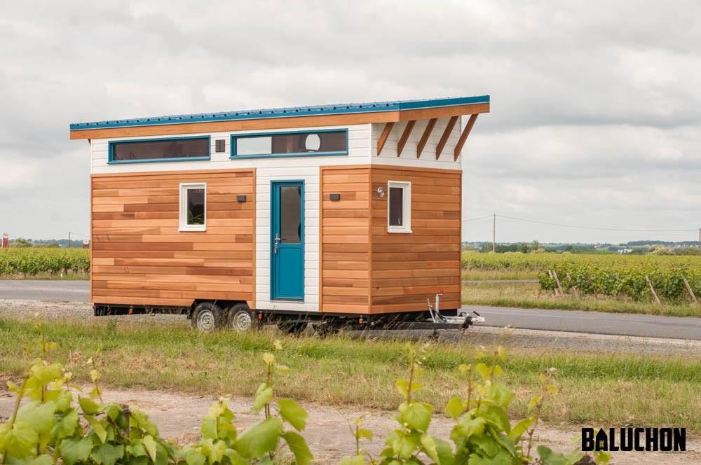 Мобилна къща от коноп - Valhalla